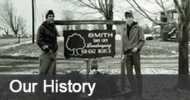 History of Smith Landscaping Beloit, Ohio